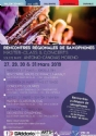 March 30th, 2019. Master Class of saxophone by Antonio Cánovas