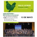 13th, May, 2018. Concert of the Wind Orchestra of Mieres