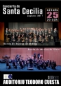25th, November, 2017. Concert of the Wind Orchestra of Mieres (Spain)